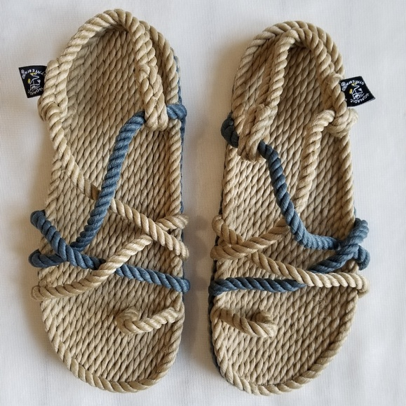 30ee820593c nomadic state of mind Shoes | Toe Joe Rope Sandals | Poshmark